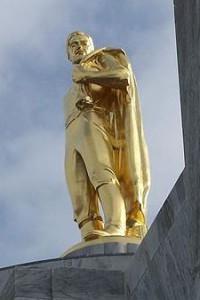 Oregon Capitol Pioneer