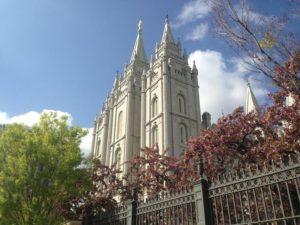 a mormon