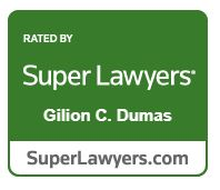 Gilion C. Dumas Super Lawyer
